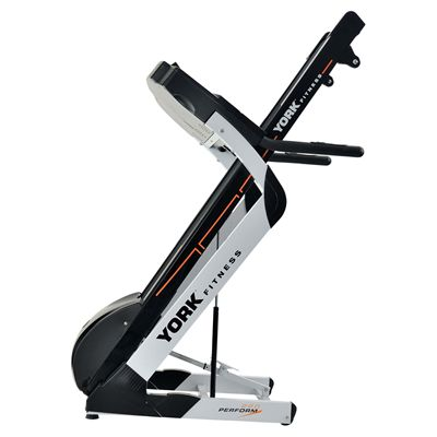 York Perform 220 Treadmill Folded