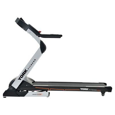York Perform 220 Treadmill Side