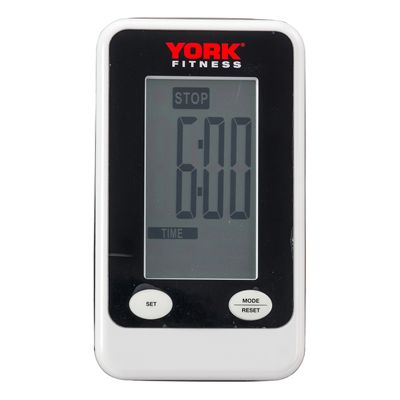 York R101 Rowing Machine Console