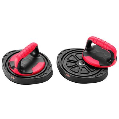 York Rotating Push Up Stands