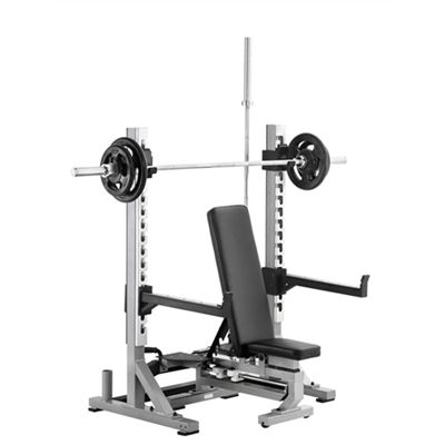 York STS Collegiate Rack - with bench