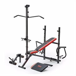 York Warrior Ultimate Multi-Function Weight Bench