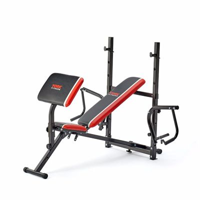 York Warrior Ultimate Multi-Function Weight Bench 2
