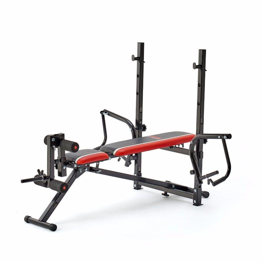 York Warrior Ultimate Multi Function Weight Bench