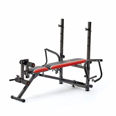 York Warrior Ultimate Multi-Function Weight Bench 3