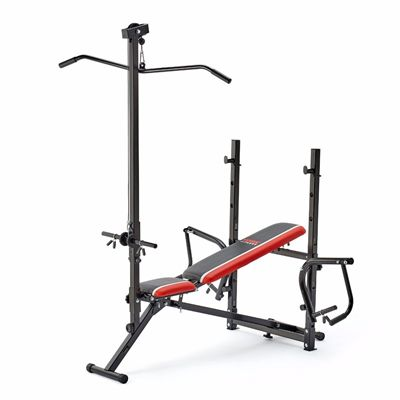 York Warrior Ultimate Multi-Function Weight Bench 4