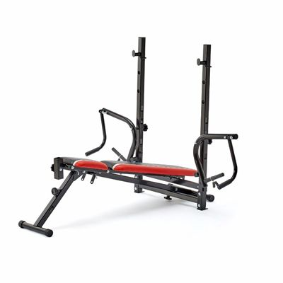 York Warrior Ultimate Multi-Function Weight Bench 6