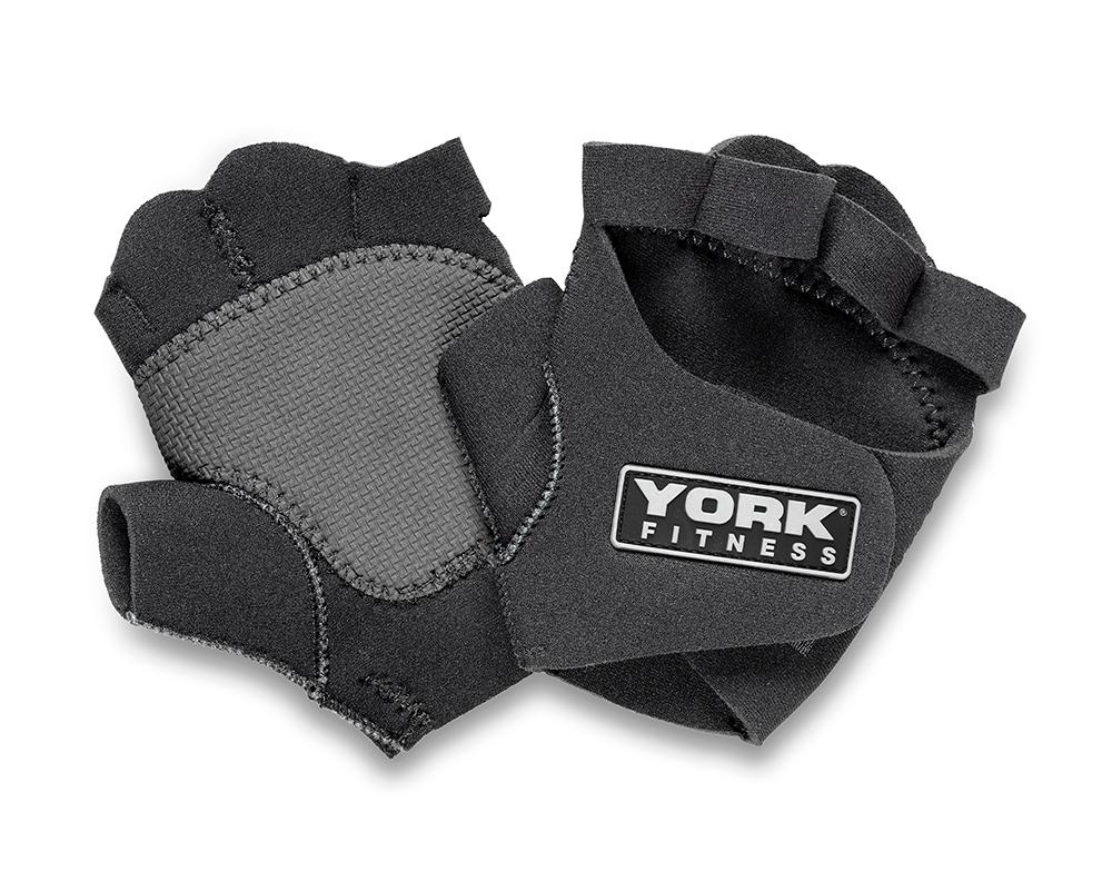 York Weight Training Gloves - L