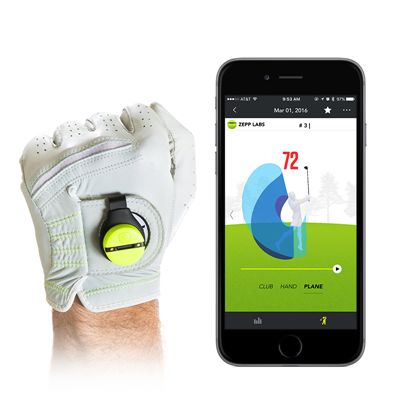 Zepp Golf Swing Analyser v2 - Image 1