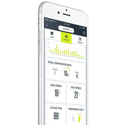 Zepp Play Football Analyser - App1