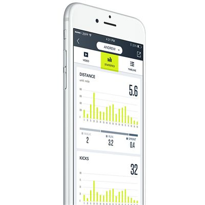 Zepp Play Football Analyser - App3