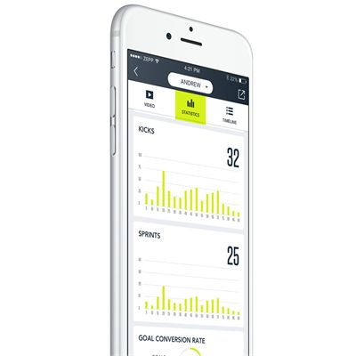 Zepp Play Football Analyser - App5