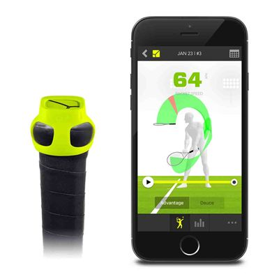 Zepp Tennis Swing Analyser - App