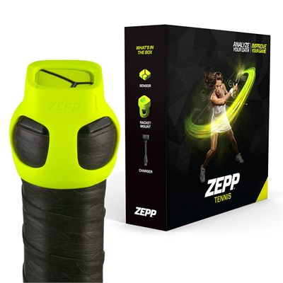 Zepp Tennis Swing Analyser - Box
