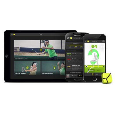 Zepp Tennis Swing Analyser - Tablet
