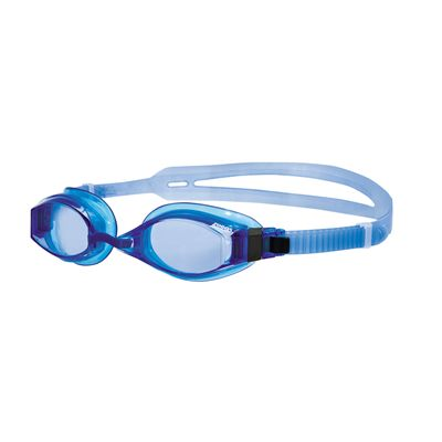 Zoggs Medallist Goggles Blue Frame and Blue Lenses