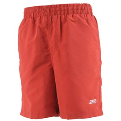 Penrith Swimming Shorts - Red