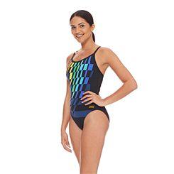 Zoggs Apex Sprintback Ladies Swimsuit