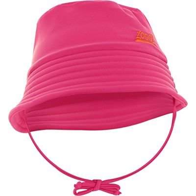 Zoggs Barlins Bucket Hat Sun Protection Hat - Pink
