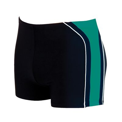 Zoggs Boston Bay Hip Racer Mens Jammer