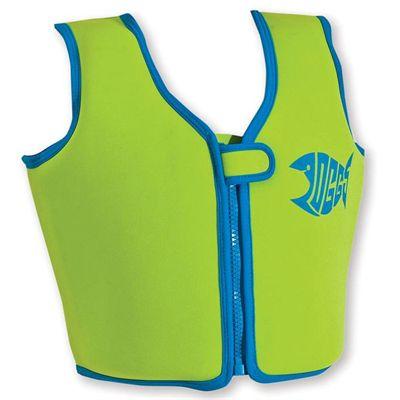 Zoggs Boys Neoprene Fixed Foam Swim Jacket