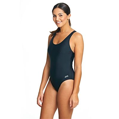 Zoggs Coogee Sonicback Ladies Swimsuit - Side image