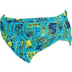 Zoggs Deep Sea Adjustable Swim Nappy