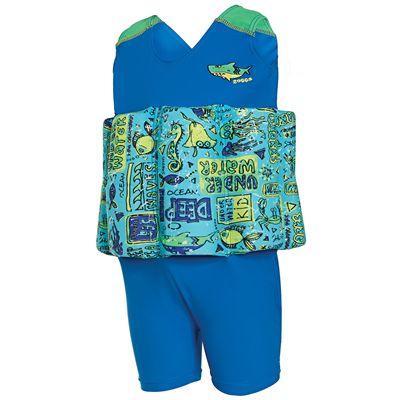 Zoggs Deep Sea Learn To Swim Floatsuit