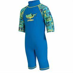 Zoggs Deep Sea Sun Protection One Piece Suit