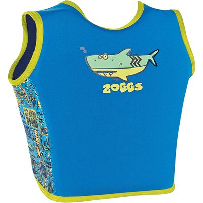 Zoggs Deep Sea Swim Jacket - Back