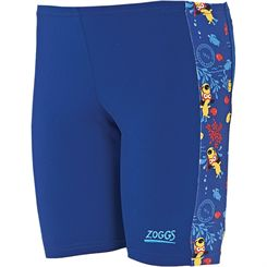 Zoggs Diving Dog Spliced Boys Mini Swimming Jammers