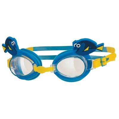 Zoggs Printed Hank Junior Swimming Goggles
