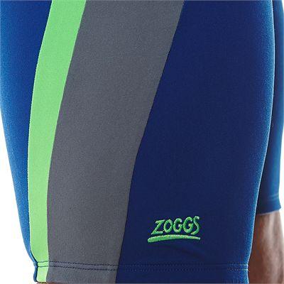 Zoggs Eaton Mens Jammer 2016-Logo
