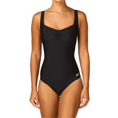 Zoggs Ella Scoopback Ladies Swimsuit front