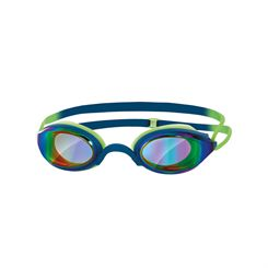 Zoggs Fusion Air Gold Mirror Swimming Goggles