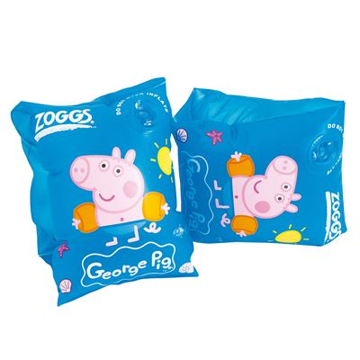 Zoggs George Pig Armbands