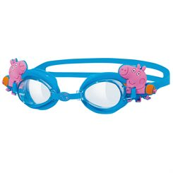 Zoggs George Pig Swimming Goggles