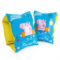 Zoggs George Pig V Armbands
