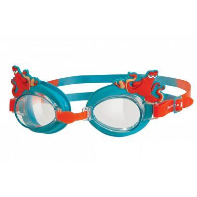 Zoggs Hank Adjustable Kids Swimming Goggles