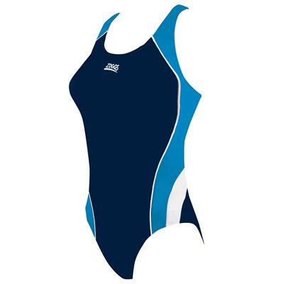 Zoggs Katherine Actionback Ladies Swimsuit - front view
