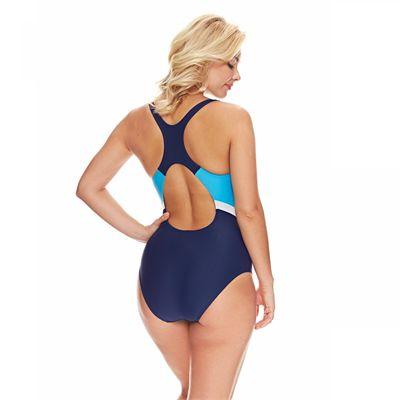 Zoggs Katherine Actionback Ladies Swimsuit - Back