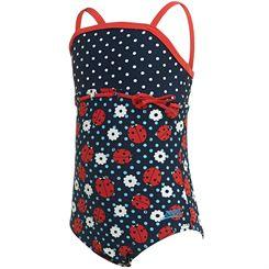 Zoggs Ladybug Classicback Girls Swimsuit
