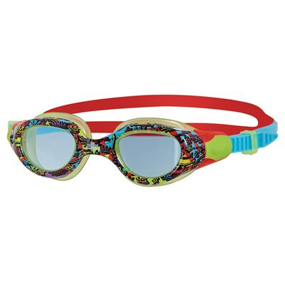 Zoggs Little Comet Kids Swimming Goggles - Red