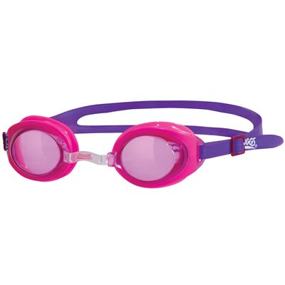 Zoggs Ripper Junior Swimming Goggles-Pink