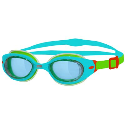 Zoggs Little Sonic Air Kids Swimming Goggles SS17-blue