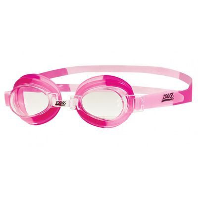 Zoggs Little Swirl Swimming Goggles-pink-Main-Image