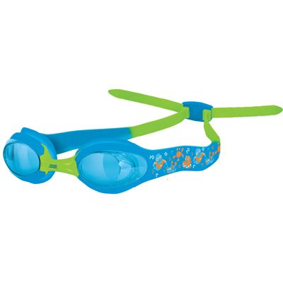 Zoggs Little Twist Kids Swimming Goggles - Blue