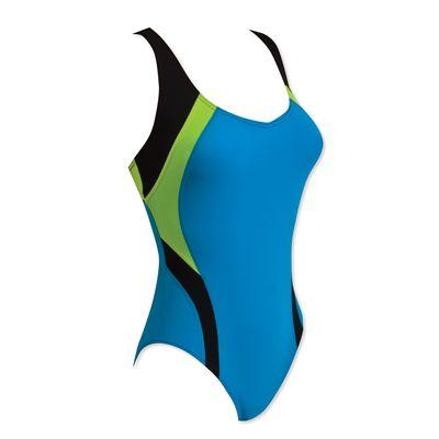 Zoggs Lynton Speedback Ladies Swimsuit AW12