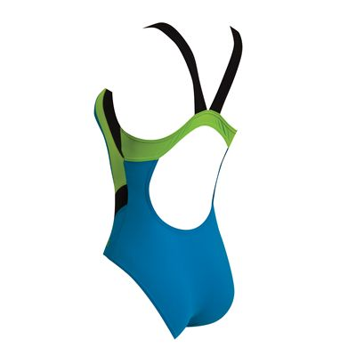 Zoggs Lynton Speedback Ladies Swimsuit AW12 back