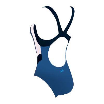 Zoggs Lynton Speedback Swimsuit back